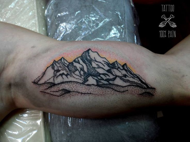 62 best hand poked tattos by 100 pain tattoo studio images for Do hand tattoos hurt
