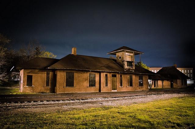 Train station- Ypsilanti: Train Stations, Station Depot Town, Ypsilanti Depot, Photo, Train Station Depot