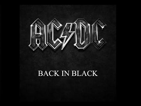 AC/DC Back In Black FULL ALBUM [Official Audio]