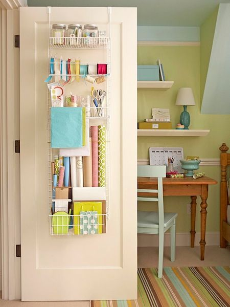 gift wrapping door station katie brown home