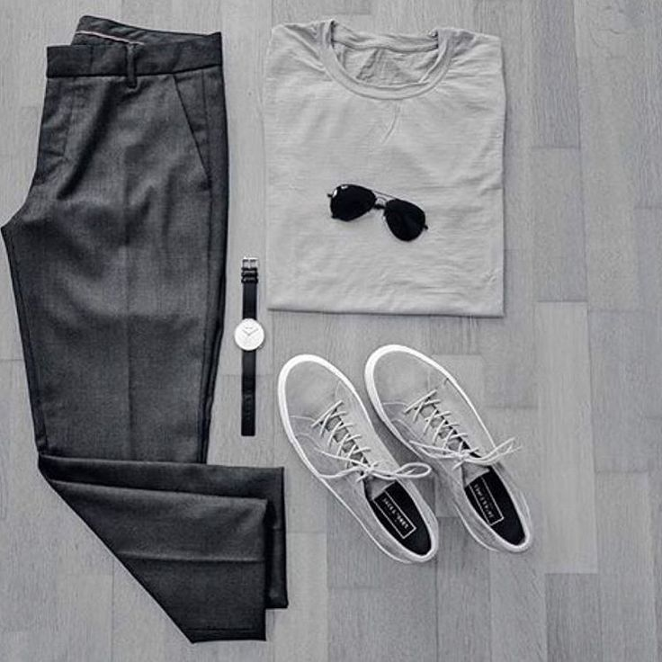 @dimitris_kolonas:Grey(t) Sundays  T-shirt: @loowcph   Pants: @antonymorato_official  Sneakers: @jackandjones  Sunglasses: @rayban  Watch: @catenelsonwatches  #menwithclass #menwithstreetstyle #menwithstyle #mensstyle #mensfashion #menswear #menstyle #mensoutfit #outfitoftheday #outfitinspiration #outfit #outfitgrid #ootdmen #ootd #fashion #fashionblogger #style #styleblogger #styleinspiration #streetstyle #streetfashion #streetwear #minimal #dapper #wiwt #gq #flatlay #vscogrid #vsco…