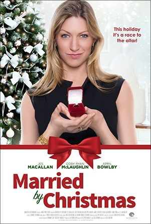 Married by Christmas(UP Premiere Movie) – Sunday,November 6 at 7 pm ET