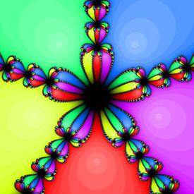 Star fractal