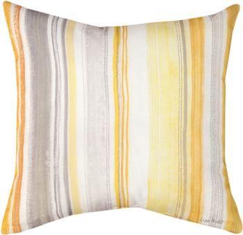 "SLSSN9 18"" x 18"" Sunshine IX  Climaveave PillowOriginal Artwork © Lisa Audit, Licensed by Wild Apple                                                        contemporary"