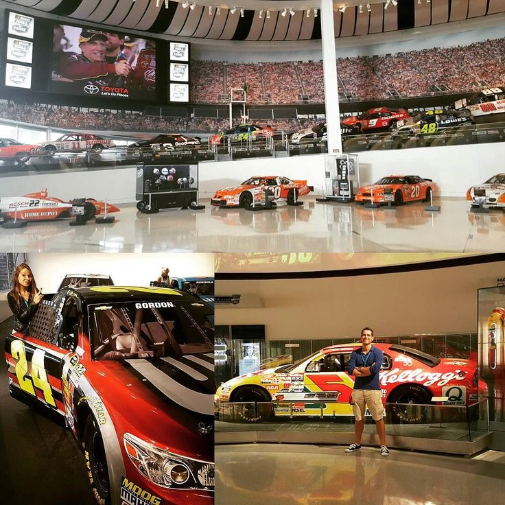 Visit of the NASCAR museum containing all the stock car history . . . #charlotte #nascarmuseum #thegoodlife #cruise #vacaymode #traveltips #travelfriendly #wheretonext #travel #vacation #visiting #instatravel #instago #instagood #trip #holiday #photooftheday #fun #tourism #instapassport #instatraveling #mytravelgram #travelgram #travelingram #igtravel