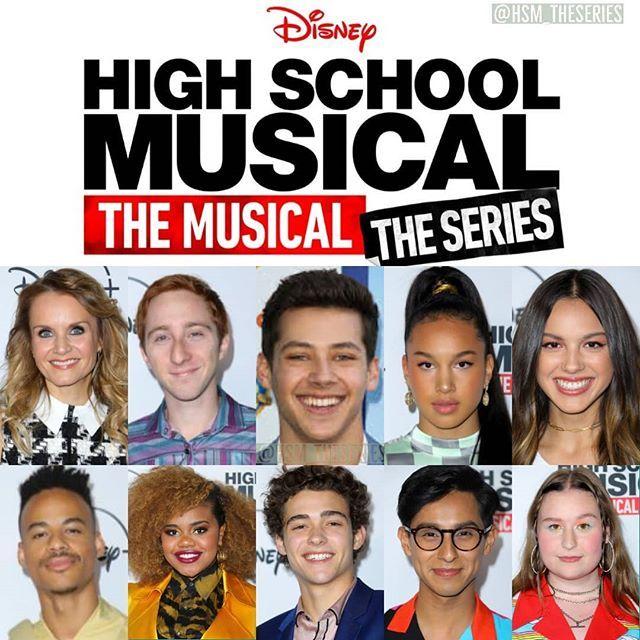 Hsm Series Hsm Theseries Instagram Photos And Videos High School Musical High School Musical Cast Bassett High School