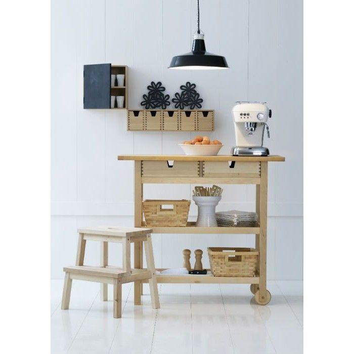 Kitchen Corner Trolley: 31 Best Images About Ikea Roltafel On Pinterest