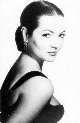 Sara Montiel, Spanish actress  actriz y cantante n.en Campo de Criptana (Ciudad Real) en 1928+Madrid 2013