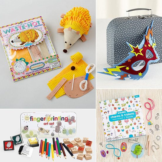 Cool Craft Kits For Creative Kids (and Not-So-Creative Moms)