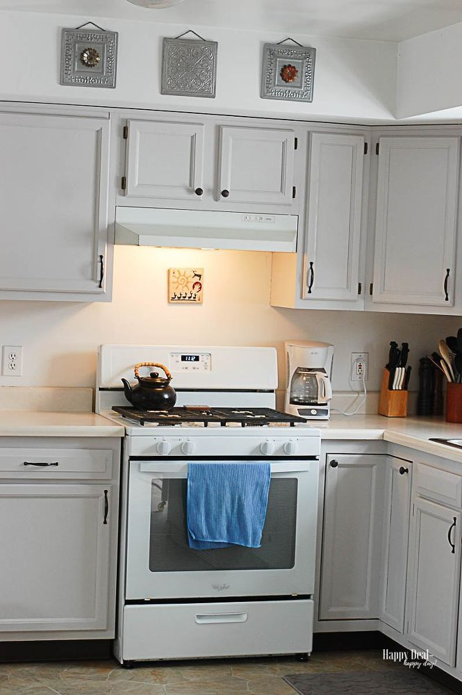 How To Paint Kitchen Cabinets Without Sanding Diy Painting Kitchen Cabinets Diy Kitchen Cabinets Makeover Kitchen Diy Makeover