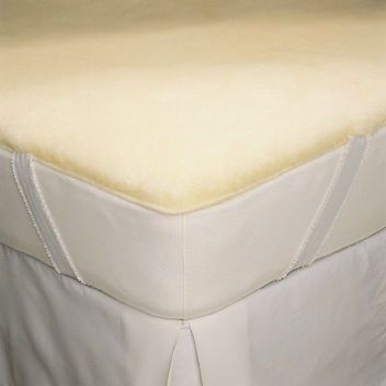 Xl Twin Mattress Once Upon A Cozyclouds By Downlinens Billowy Clouds Pad Heat Comfort