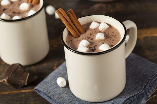 Spaanse warme chocolademelk