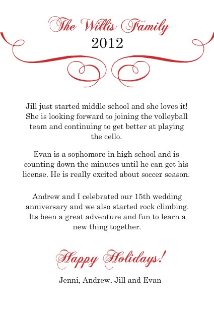 16 Best Holiday Letter Ideas Images On Pinterest | Christmas