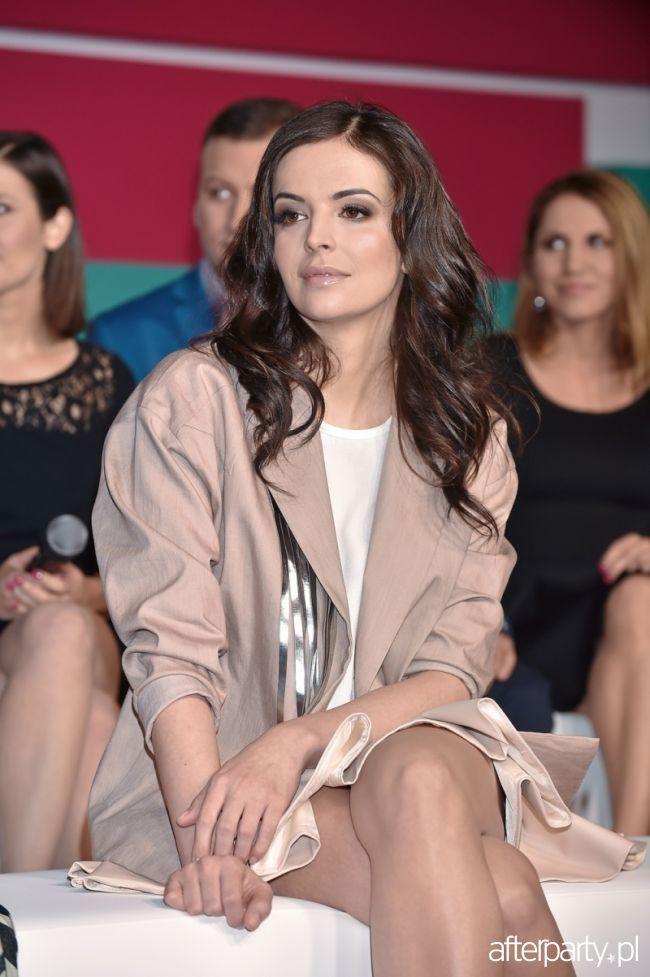 Anna Wendzikowska pierwszy raz po porodzie na ramówce TVN Style
