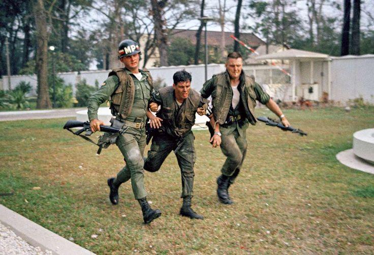 January 31, 1968 Vietcong attack the U.S. embassy at