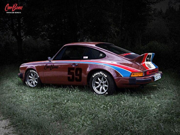 Porsche 911sc with Brumos livery pack