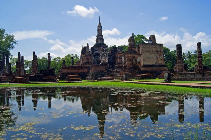 Sukhothai Historischer Park
