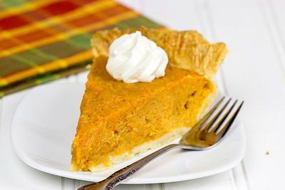 Classic Southern Sweet Potato Pie