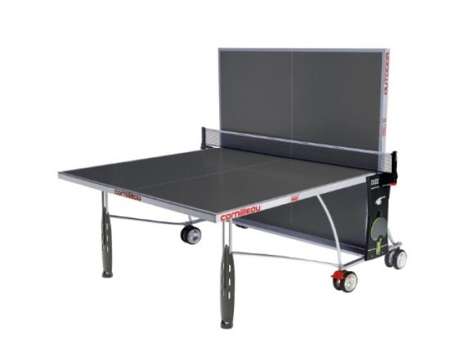 The Cornilleau Sport 250S Is One Of The Best Outdoor Ping Pong Tables We  Have Reviewed
