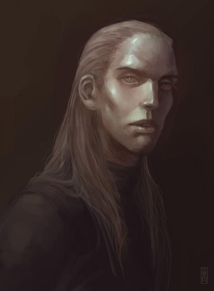 a bit more OCs) Al (Alexey)