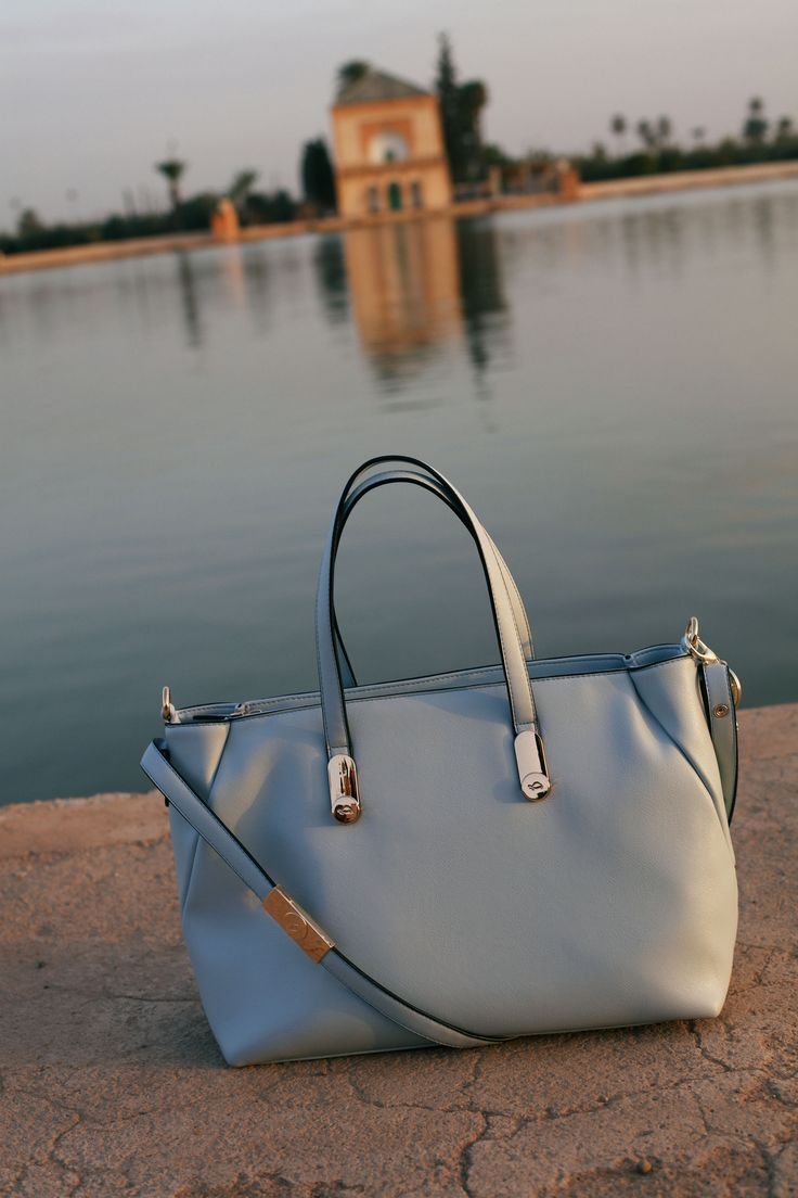 Just enjoy the view with #Exille bag. Pick your favorite color in store and online.