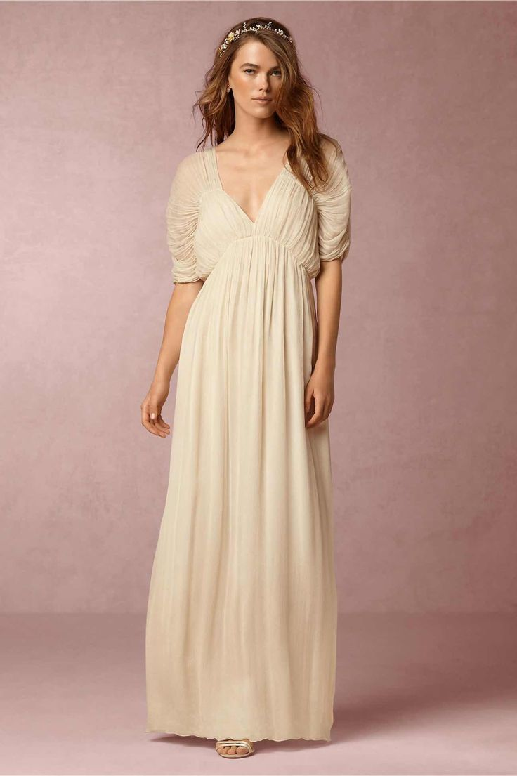 Affordable bohemian wedding dresses   best prom images on Pinterest  Brides Bridesmaid and Bridesmaids