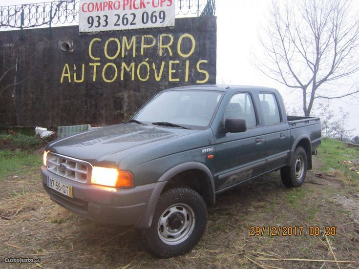2000 Ford Ranger XL Double Cab 4X4