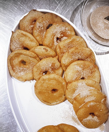 appelflappen on new year's eve