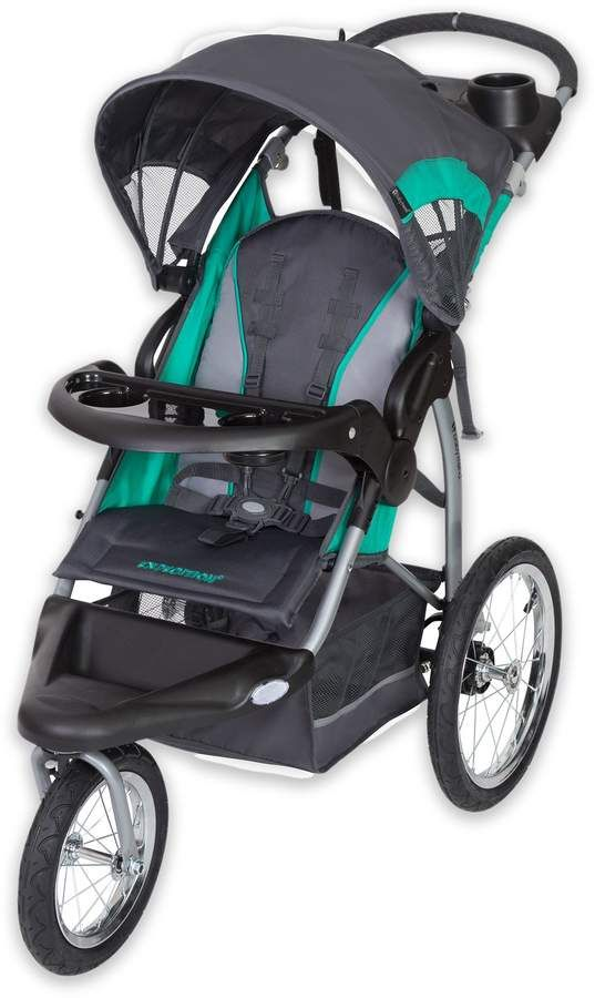 Baby Trend Expedition 2 In 1 Jogger Travel System BLUE