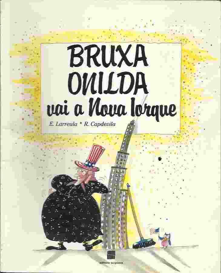 Pin De Adrielle Goncalves Em Livros Infantis Bruxa Onilda