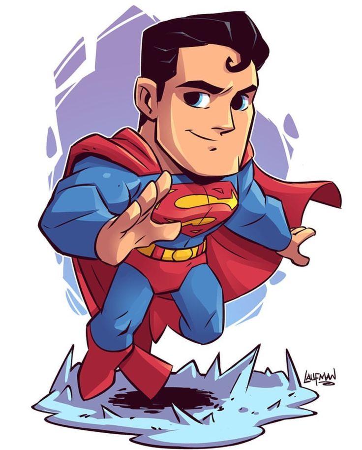 Derek Laufman Superman