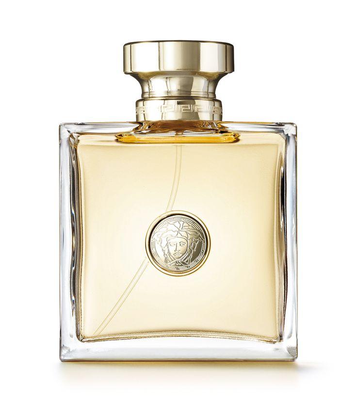 Versace Pour Femme Women's fragrance. #VersaceFragrances #Versace