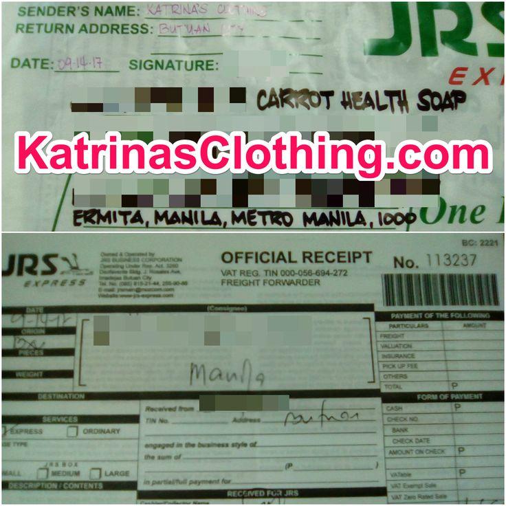 #CarrotHealthSoap by #PrudentTrading delivered to #Ermita, #Manila, #MetroManila  Thank You! - Katrina's Clothing Guild www.katrinasclothing.com  For inquiries, message us at www.fb.com/katrinasclothingshop  #carrotSoap #butuan #shoppingPh #onlinesellerph #onlineshoppingph #lookingforph #antiAcne #whitening #skinWhitening #soap #carrot #katrinasclothing #onlineshopping #soapforsaleph #skincareph #skinwhiteningph