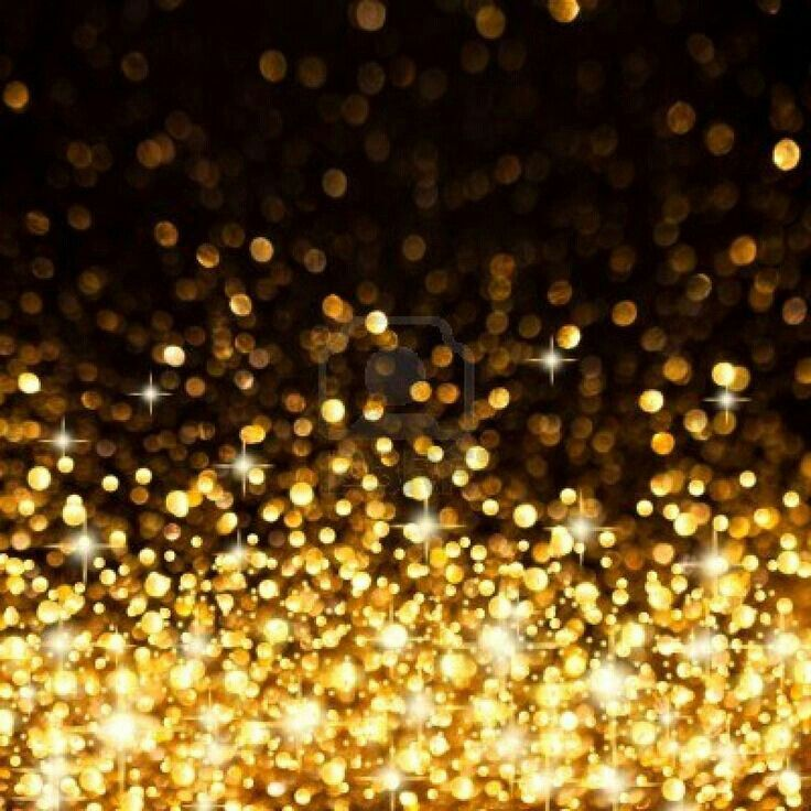 Gold glitter phone backgrounds pinterest glitter for White twinkle christmas lights