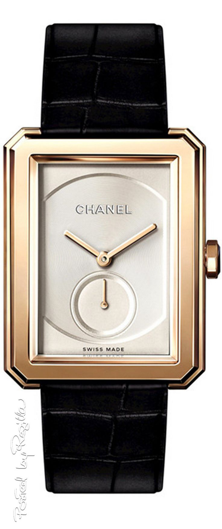Chanel ~ Pearl Face Timepiece