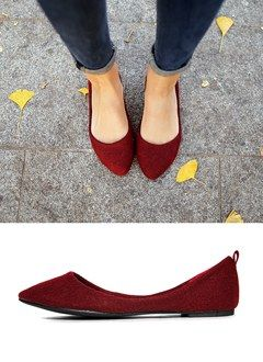 These are the only flats you will ever need for the Fall