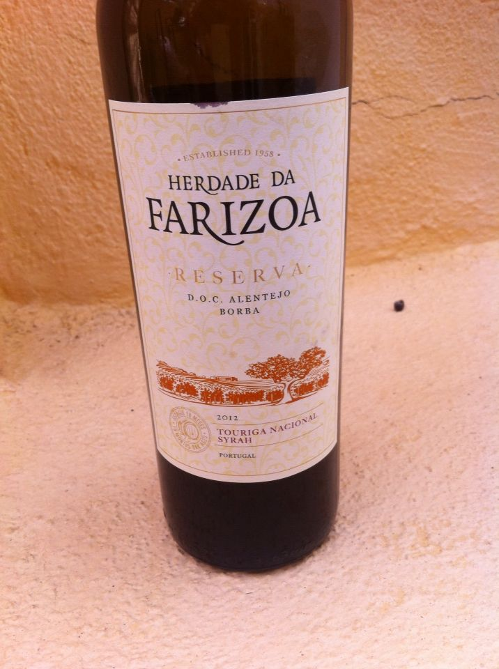 Amazing! Tasted it at viniportugal, Terreiro do Paco. 2912, touriga nacional and Syrah. 7,20 euros