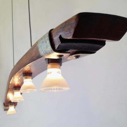 SABA: Wine Barrel Lamp by Stil Novo Design – upcycleDZINE