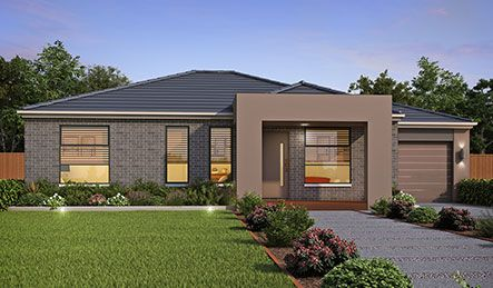 Our Berkeley Facade. Visit our website for more information on our range of options for your new home.