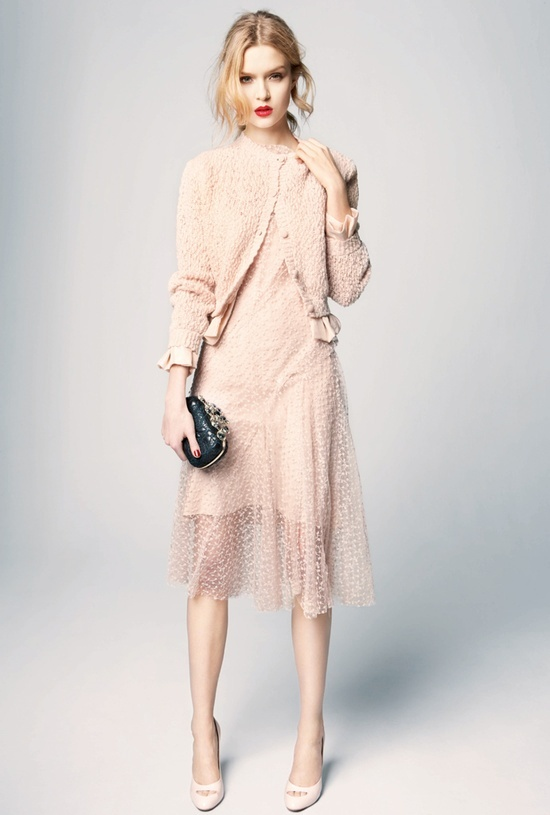 Nina Ricci Pre-Fall 2012 Collection...