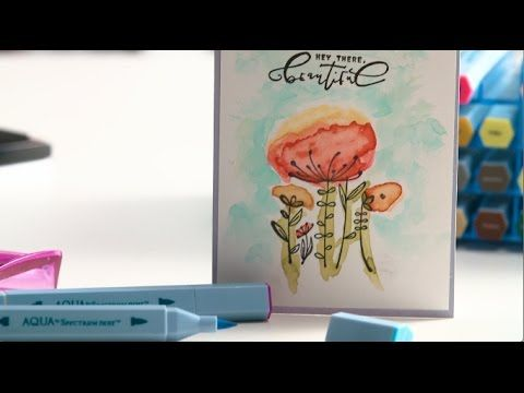 Crafts: Shop Crafts & Sewing - Arts & Crafts | HSN water color with markers