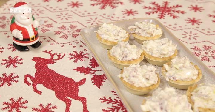 Son simples como un bocata, pero dan el pego como si supieras un montón de cocina. Eleva el nivel de tu mesa navideña con nuestras propuestas exprés de aperitivos, platos fuertes y acompañamientos.