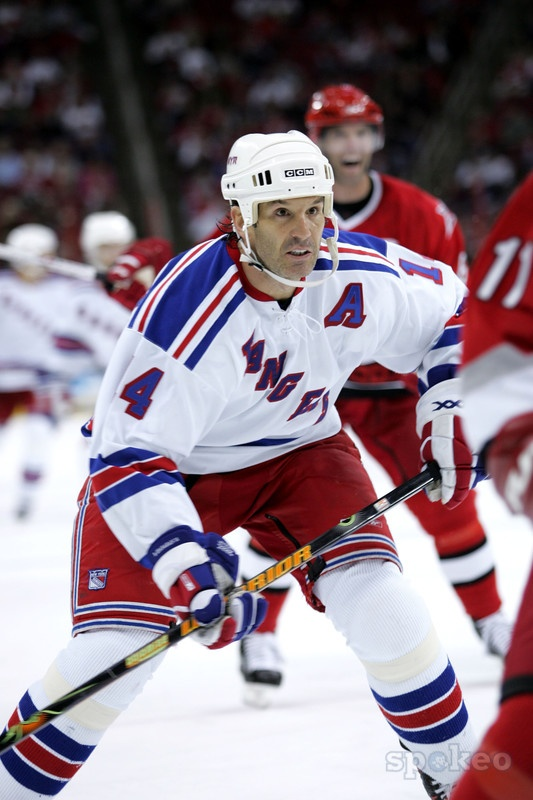 Brendan Shanahan, New York Rangers