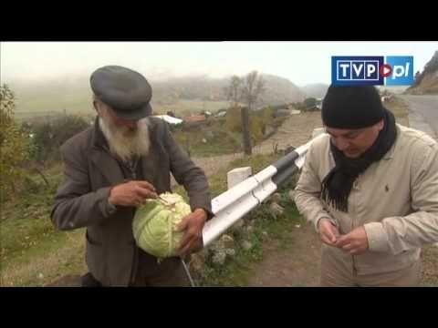 Poland tv- mistrz kulinarny o ormiańskich korzeniach Robert Makłowicz w podróży: Armenia ( Sevan) - północ - YouTube