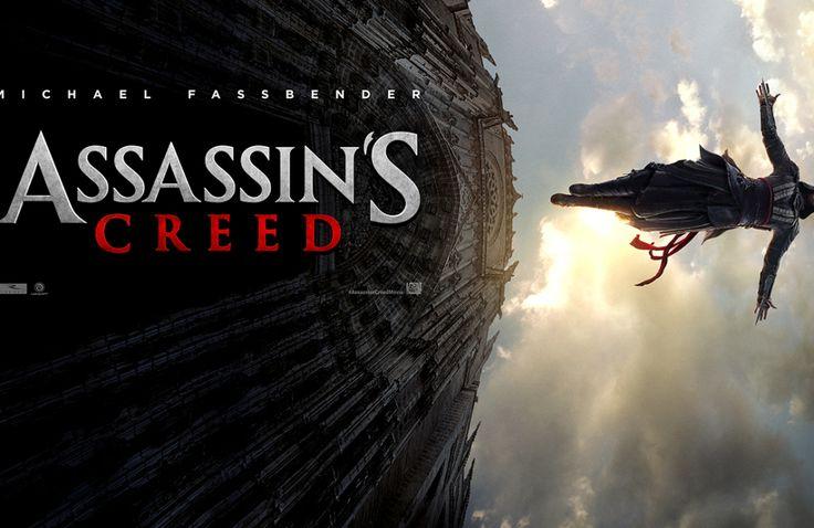 Review Filme: Assassin's Creed  Assassin´s Creed veio com a responsabilidade de ser o primeiro filme baseado em games que as pessoas realmente se identificassem e gostassem, e à sua maneira conseguiu isso. Confira mais no link!