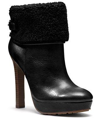 COACH APPLE BOOT - Coach Shoes - Handbags & Accessories - Macy's