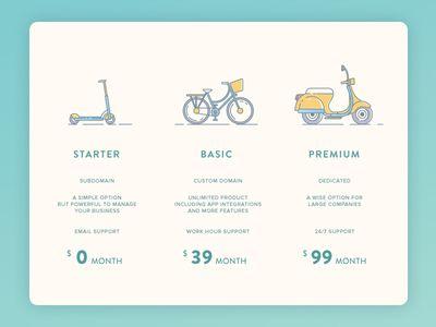 Pricing #dailyui 01