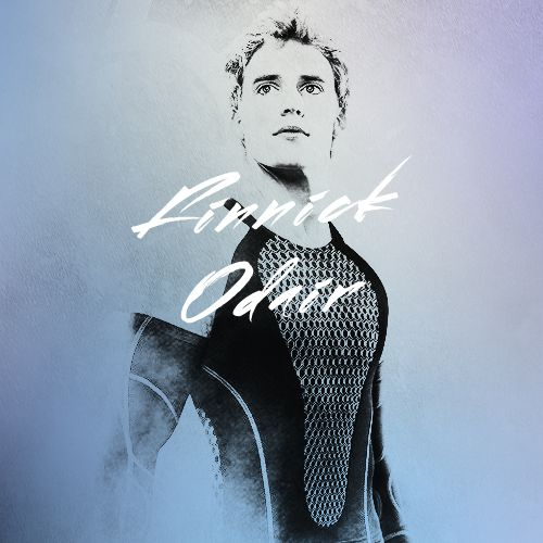 Finnick Odair from The Hunger Games Catching Fire