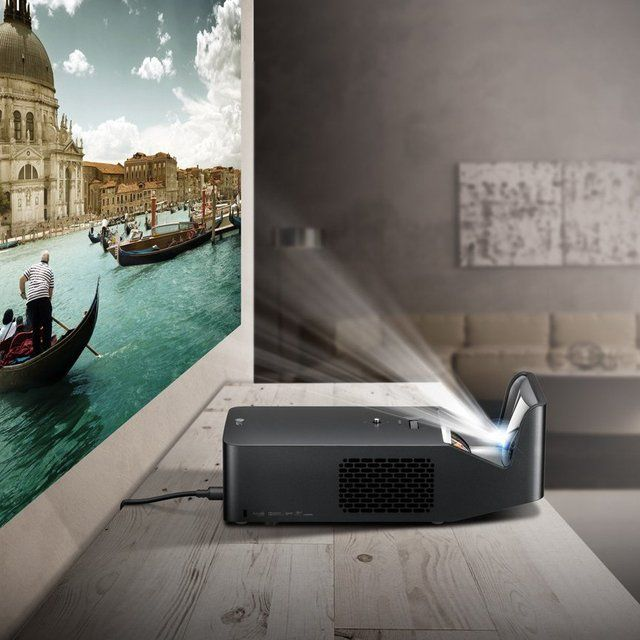 LG PF1000U Ultra Short Throw Projector - $1298