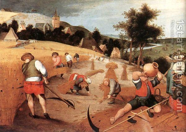 Summer 1607 by Abel Grimmer